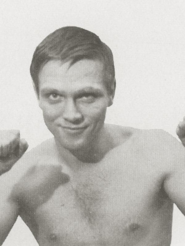 Børge Krogh - Bokser - Født 18. april 1942 - Valgt i 2014