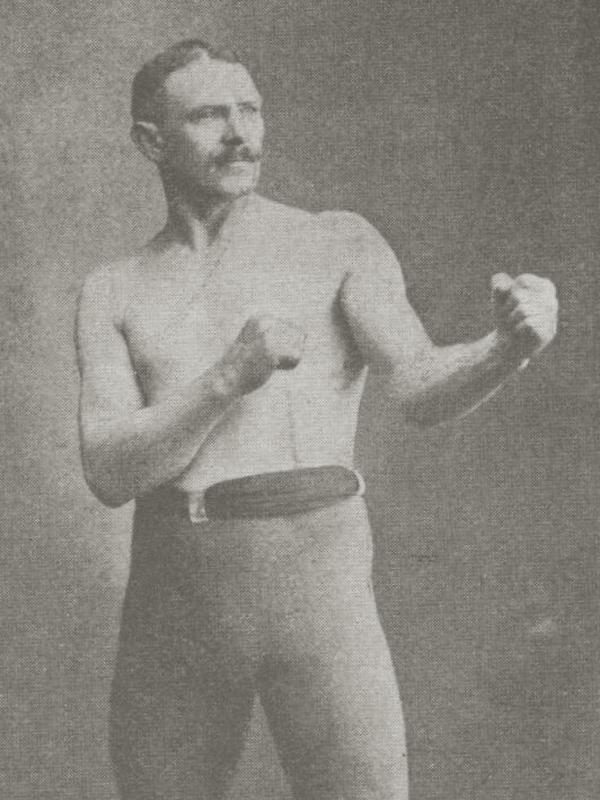 Jim Smith - Bogser - Født 1. februar 1867 - Valgt i 2014
