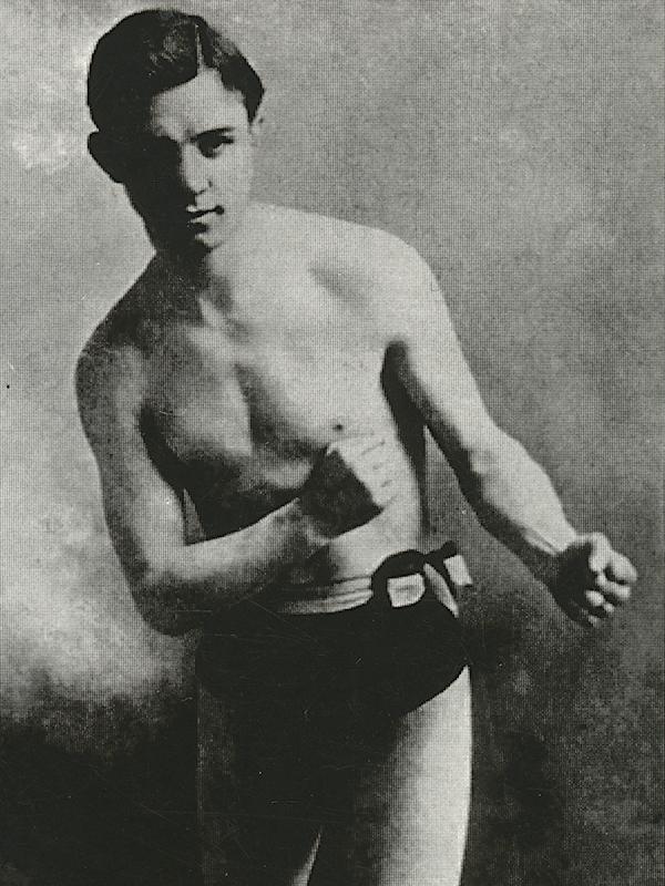 Battling Nelson - Født - 5. juni 1882 - Valgt 2015