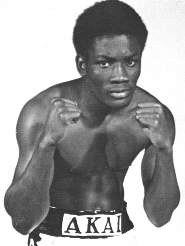 Ayub Kalule - Bokser - Født 6. januar 1954 - Valgt i 2015