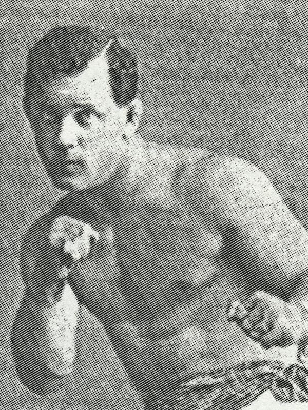 Waldemar Holberg - Født - 29. maj 1883 - Valgt 2015